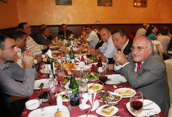 Armenia Hotel: des elus de la region