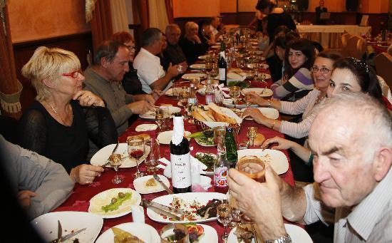 Armenia Hotel: convivialite