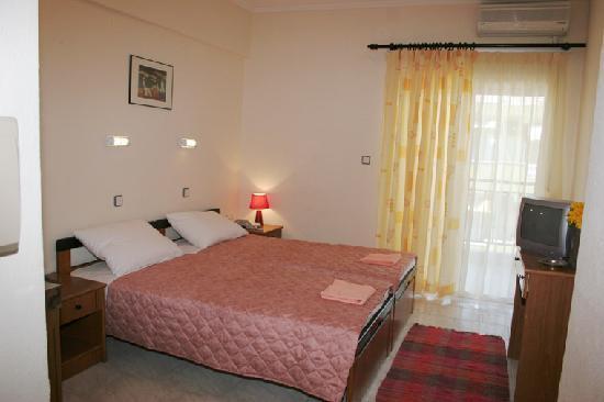 Dionisos Apartments: Standart room