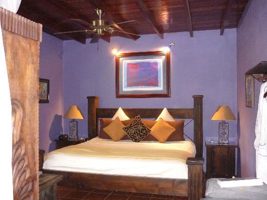 Casa Bella Rita Boutique Bed & Breakfast: Our Room - Mariposa