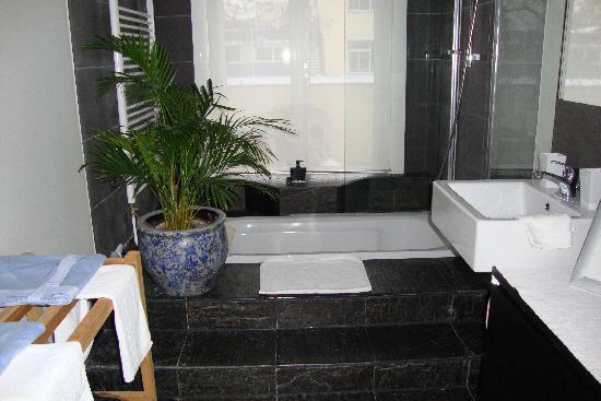 Vondel View B&B: bathroom