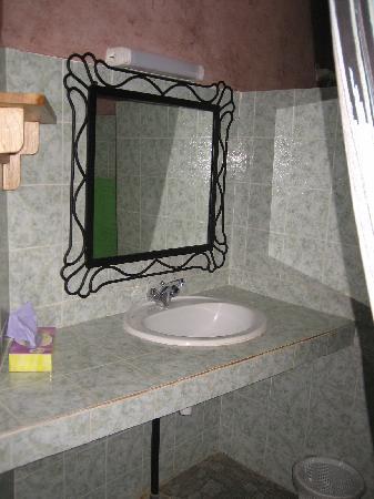 Keur Pelican : Salle de bain