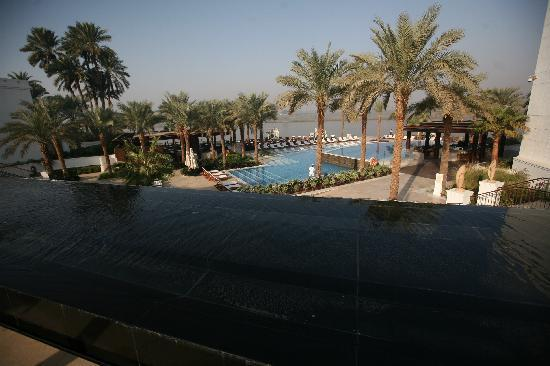 Hilton Luxor Resort & Spa: view from the lounge area (similar to view from most rooms)