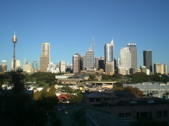 Sidney, Australia: the city