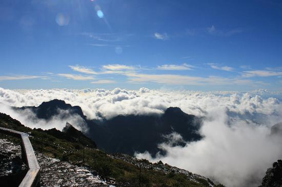 Hacienda San Jorge: High above the clouds