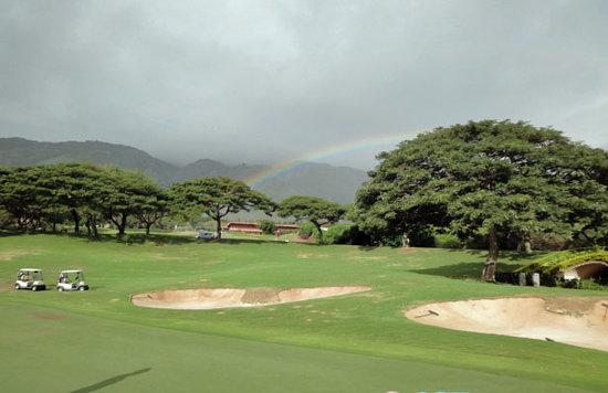 Kahili Golf Course: Hole 5 - Rainbow
