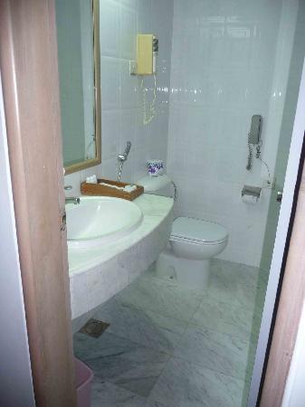 Best Western La Vinci Hotel: Guest Room Bath