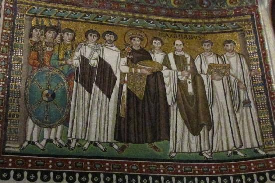 Ravenna, Italy: A few more mosaici