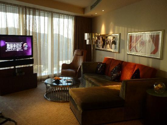 Hard Rock Hotel Macau : Living Room