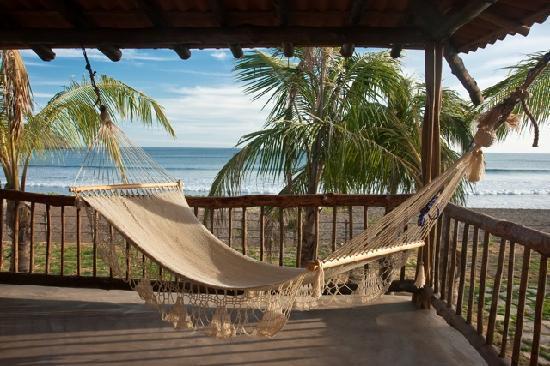 El Sitio Playa Venao: Front Suite Balcony View