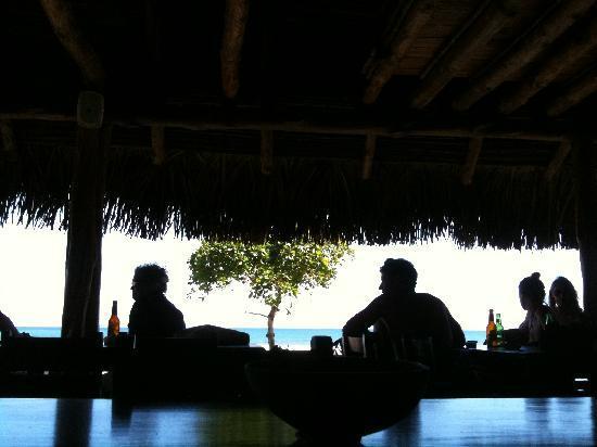 El Sitio Playa Venao: Restaurant View