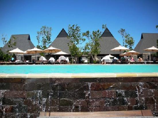 InterContinental Fiji Golf Resort & Spa: the beautiful pool
