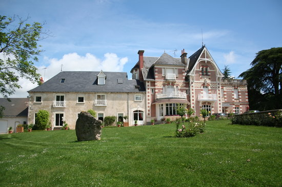 Chatillon-sur-Indre, France: La Chateau
