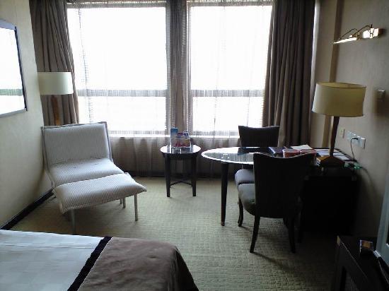 Longhill Hotel: 客室1