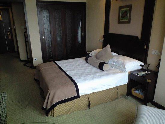 Longhill Hotel: 客室2