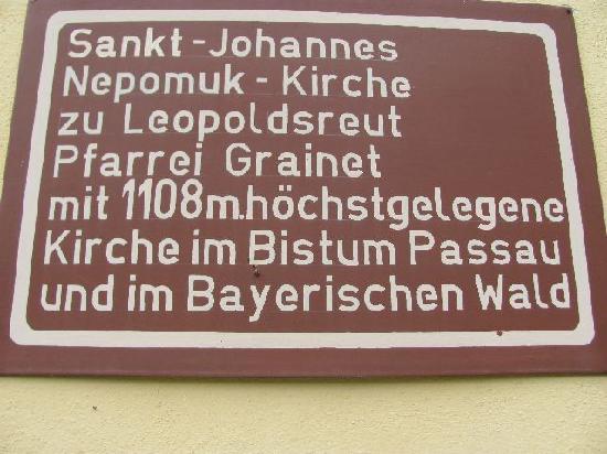 St. John Nepomuk: info