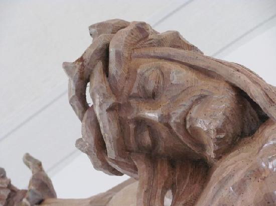 St. John Nepomuk: Herrgott at the cross