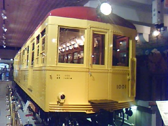 Subway Museum: 銀座線