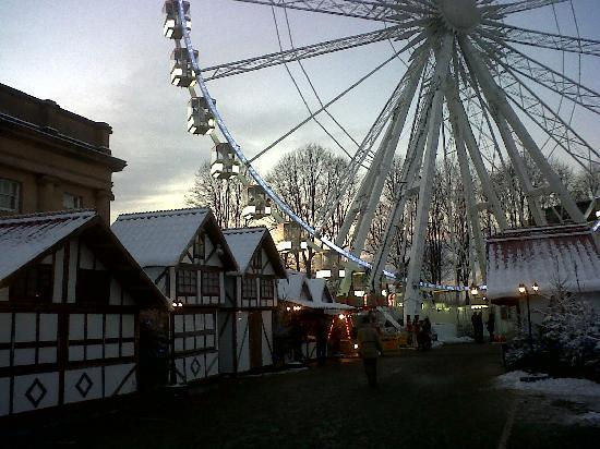 Holiday Inn Chester South: Chester Christmas Market