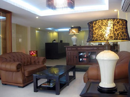 An Nam Hotel: An Nam lobby