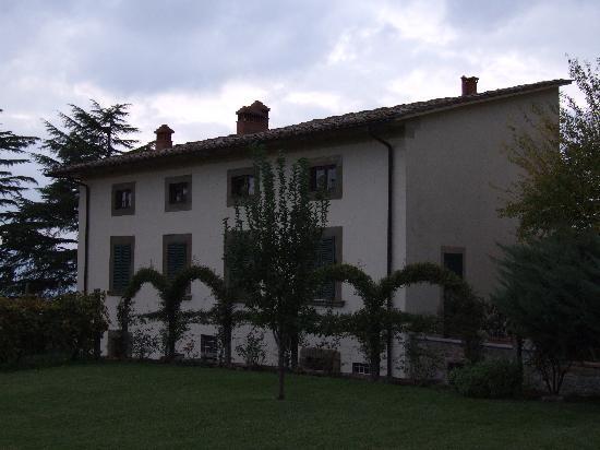 Relais Villa Belpoggio: veduta dalla piscina
