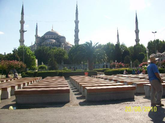 ATA Kutahya: Blue Mosque