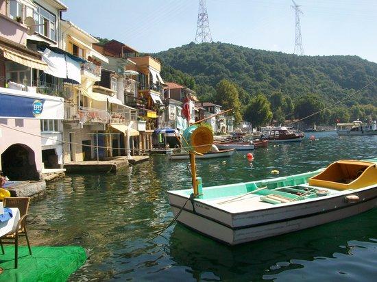 ATA Kutahya: Anadolu Kavagi, Asia side