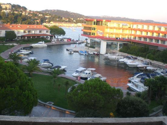 Hotel Histrion: piccolo porto