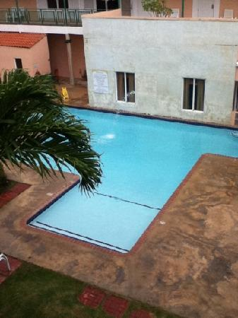 Parador Palmas De Lucia : Pool area