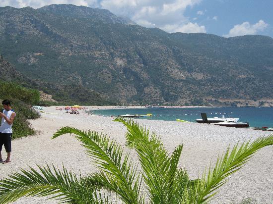 Green Peace Hotel : Oludeniz Beach 20 min away