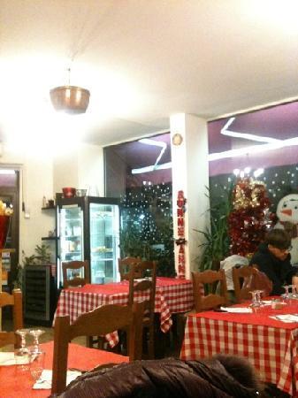 ristorante la pignatta Parigi