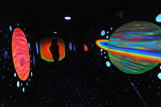 MWV Children's Museum: Outer Space