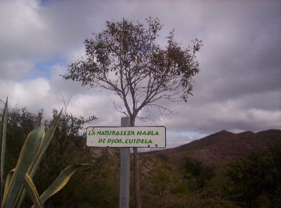 Mirador en San Rafael