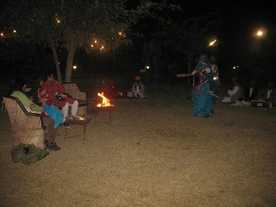 Mirvana Nature Resort and Camp: Folk Songs and Dance-I