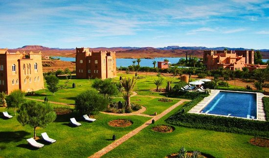 Ouarzazate, Marrocos: Le Domaine du Sultana Royal Golf