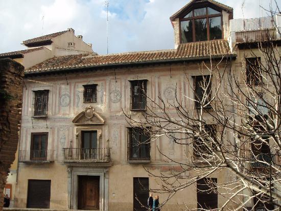 Shine Albayzin : fachada