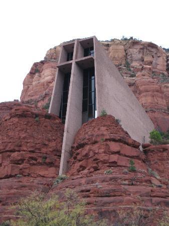 Whitehouse Inn: Chapel on the Rock