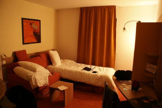 Canal Suites (Suite Home): Hotelroom main view