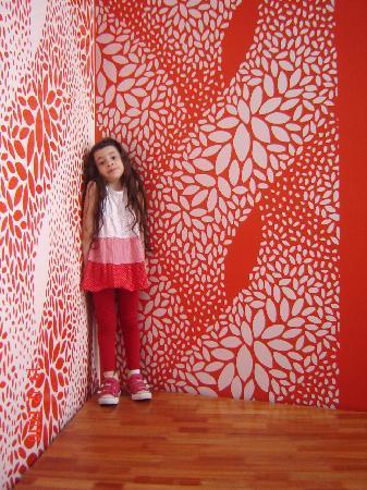 Los Muelles Boutique Hotel: Rojo