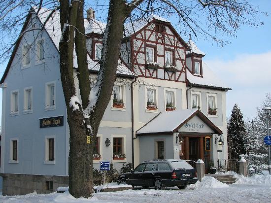 Gasthof Bezold: The exterior