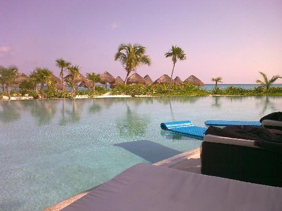 Secrets Maroma Beach Riviera Cancun La Alberca Buenisima