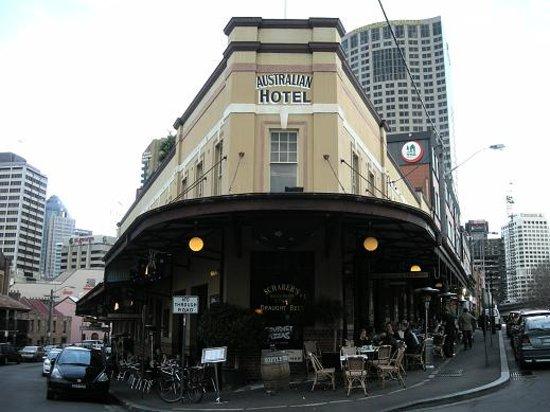 sydney heritage hotel - photo#17