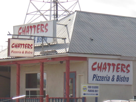 Chatters Pizzeria &Bistro: Excellent Place to Eat in Smithers