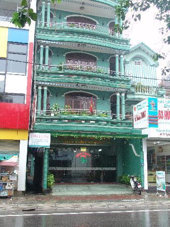 Bamboo Hotel : The Green Bamboo in Hue