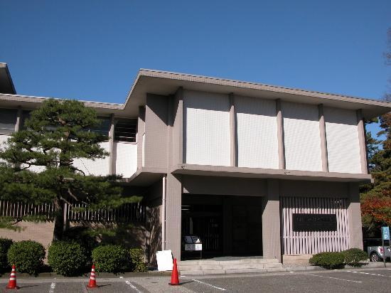 Ishikawa Prefectural Museum for Traditional Products and Crafts : 外観