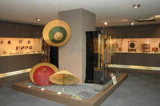 Ishikawa Prefectural Museum for Traditional Products and Crafts : 2階第2展示室
