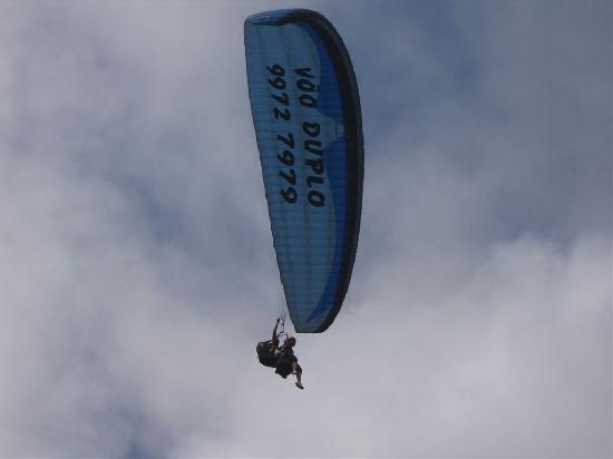 Paraglider Sport: Vuelo de Paula con Almir