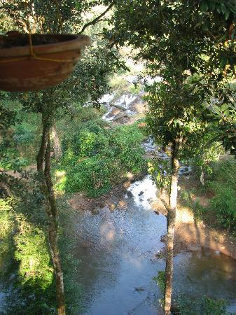 Ela Ecoland Nature Retreat: view from the tree house