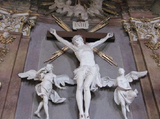 St. Peter and Paul Church: cross