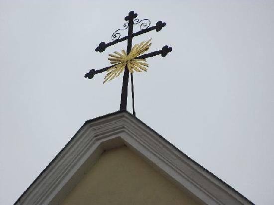 St. Peter and Paul Church: tower helmet